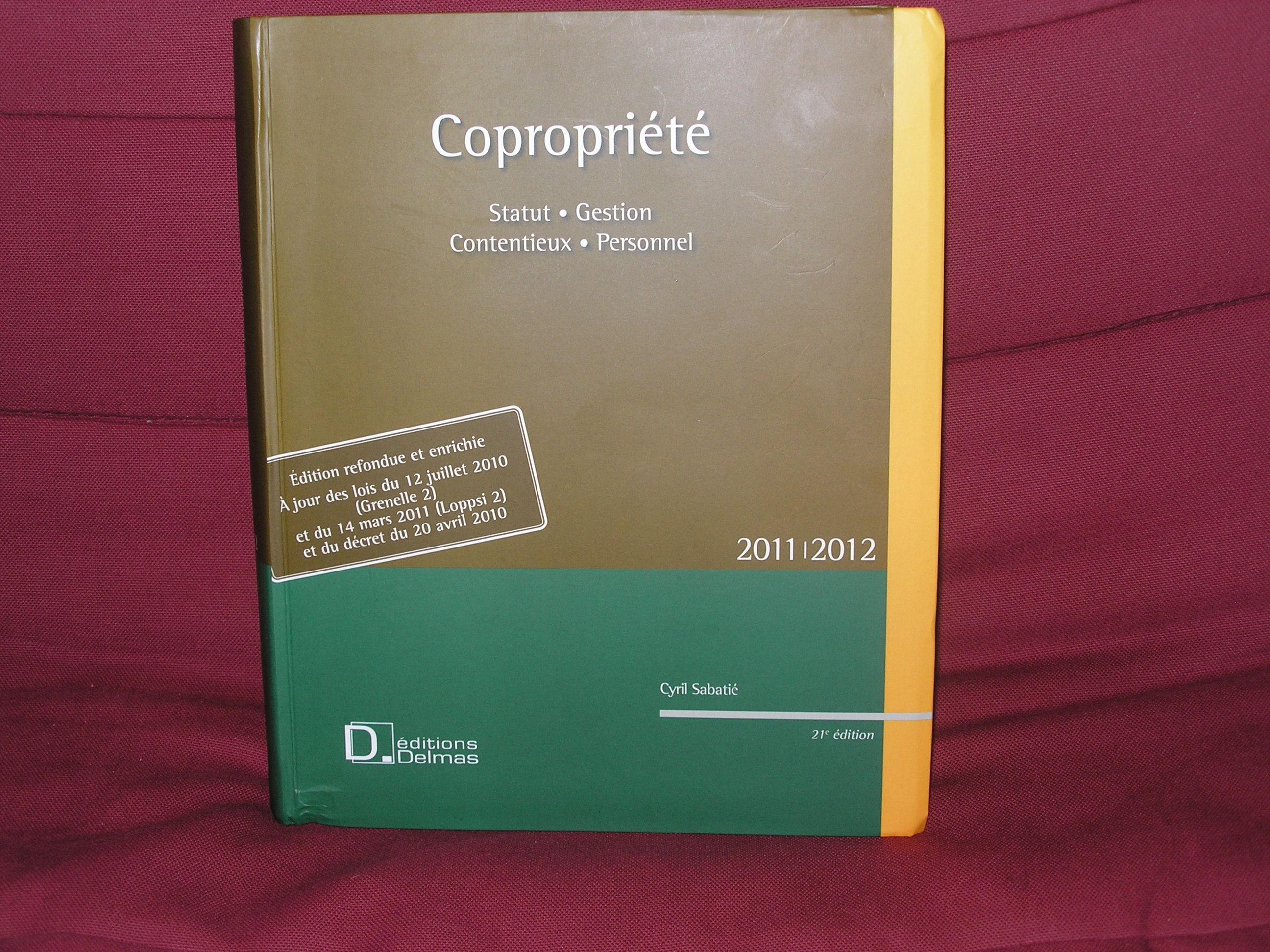 Comment maitriser la loi copropri t 65 syndic pro - Convention de copropriete ...