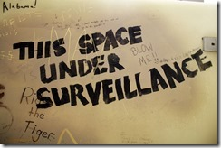 Space under surveillance par Quinn.anya